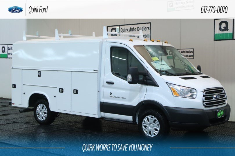 2019 Ford Transit Cutaway Base KNAPHEIDE SRW UTILITY VAN #F201312 - photo 1