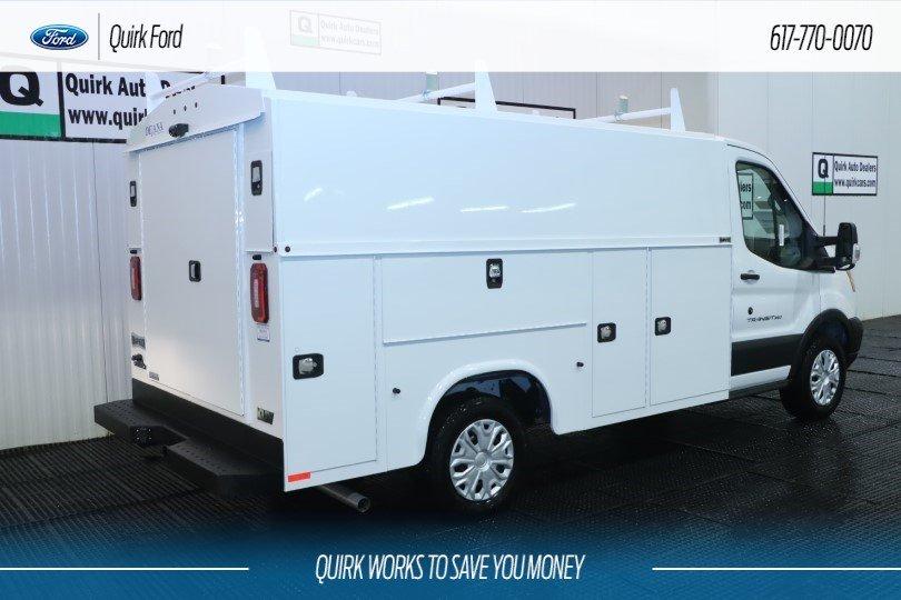 2019 Ford Transit Cutaway Base KNAPHEIDE SRW UTILITY VAN #F201313 - photo 1