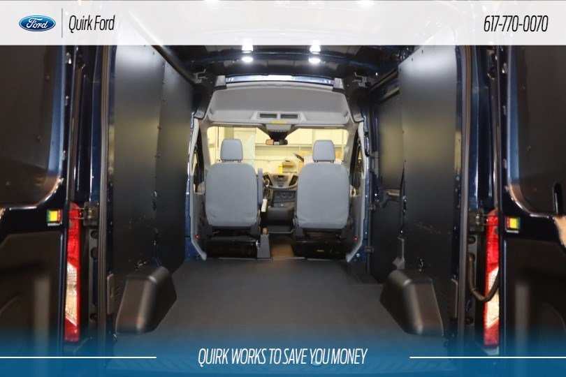 2019 Ford Transit Van Base w/Sliding Pass-Side Cargo D #F201347 - photo 1