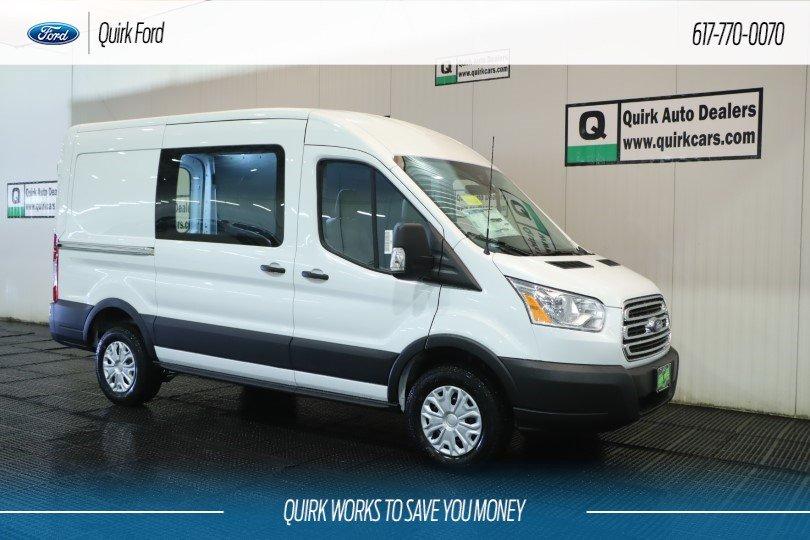 2019 Ford Transit Van Base w/Sliding Pass-Side Cargo D #F201435 - photo 1