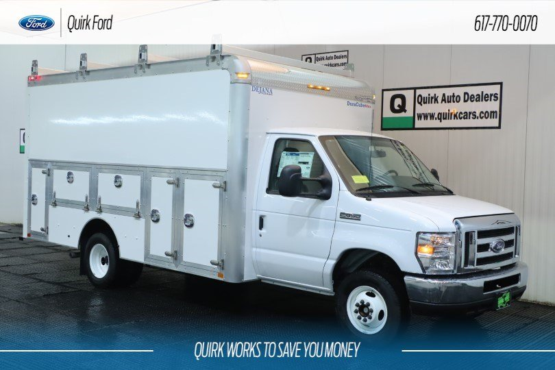 2019 Ford Cutaway E-450 14' DEJANA DURACUBE MAX #F201436 - photo 1