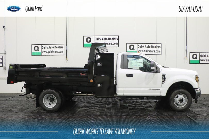 2019 Ford F-350 DRW XL RUGBY 9' 2-3 YARD ELIMINATOR  #F201458 - photo 3
