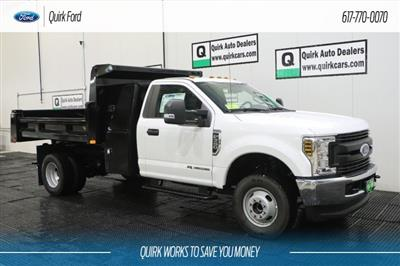 2019 Ford F-350 DRW XL RUGBY 9' 2-3 YARD ELIMINATOR  #F201458 - photo 1