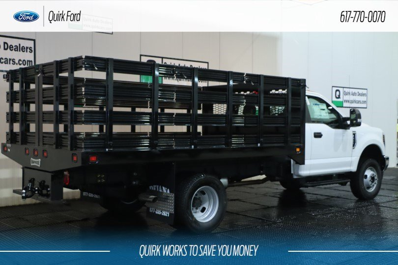 2019 Ford F-350 DRW XL 12' KNAPHEIDE HEAVY DUTY PLAT #F201465 - photo 1