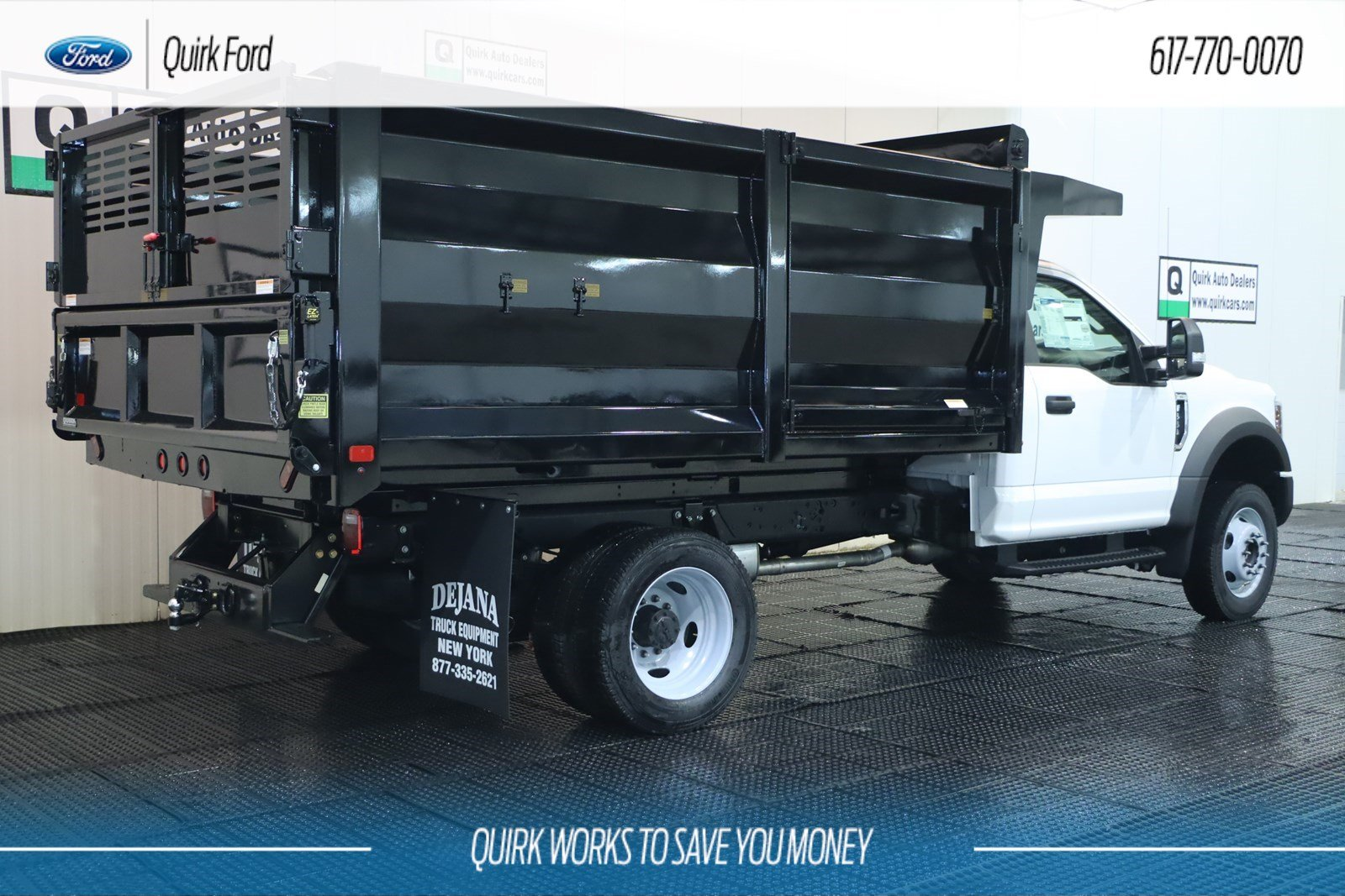 2019 Ford F-550 DRW XL RUGBY 12' HEAVY DUTY STAKELES #F201548 - photo 1