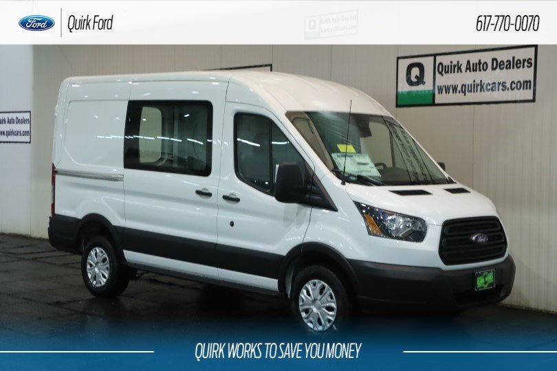 2019 Ford Transit Van Base w/Sliding Pass-Side Cargo D #F201550 - photo 1