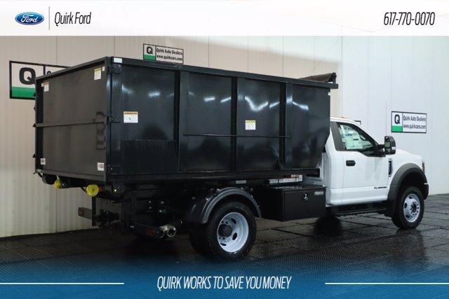 2019 Ford F-550 Regular Cab DRW 4x4, Switch N Go Hooklift Body #F201557 - photo 1