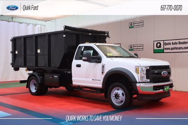 New 2019 Ford F 550 Roll Off Body For Sale In Quincy Ma F201558