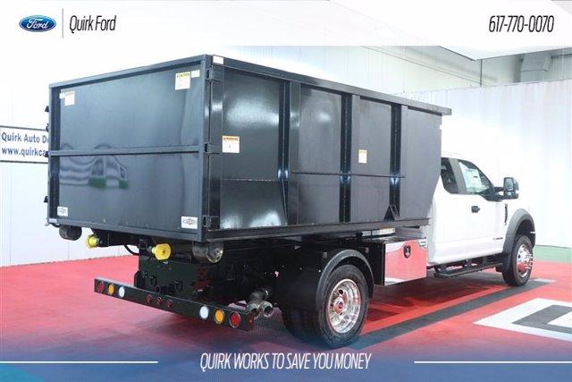 2019 Ford F-550 Super Cab DRW 4x4, Switch N Go Hooklift Body #F201572 - photo 1