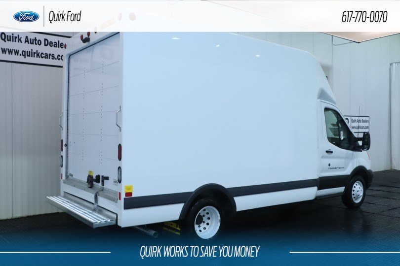 2019 Ford Transit Cutaway Base UNICELL BOX BODY #F201591 - photo 1