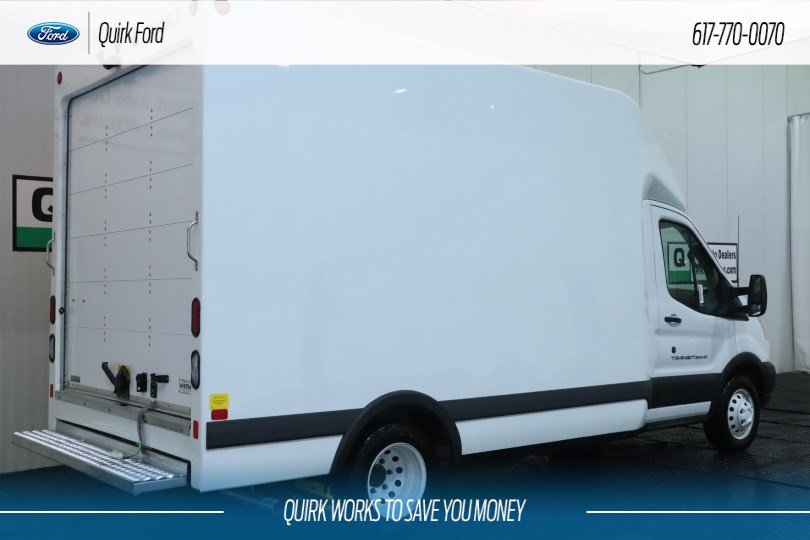 2019 Ford Transit Cutaway Base UNICELL BOX BODY #F201598 - photo 1