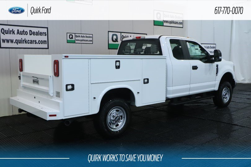 2019 Ford F-250 Super Cab 4x4,  Knapheide Service Body #F201685 - photo 1