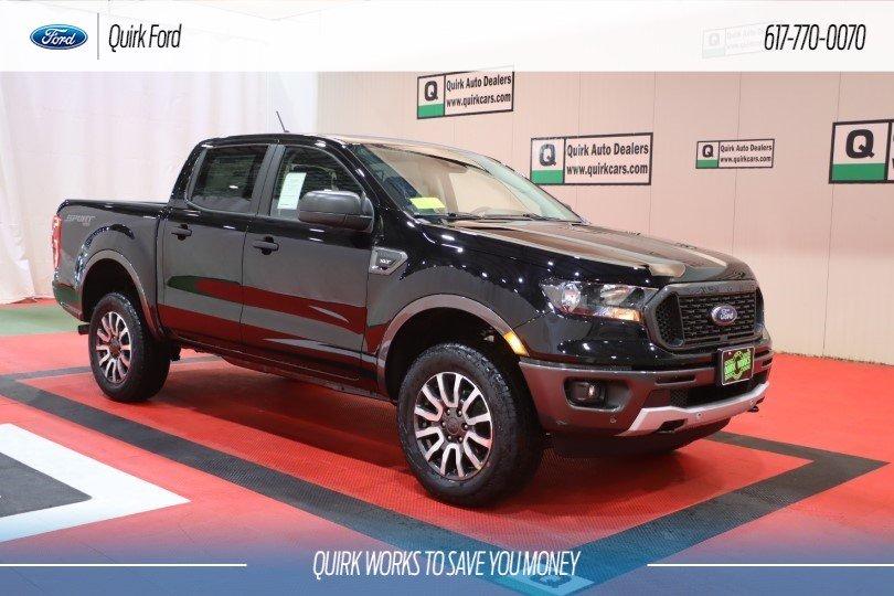 2019 Ford Ranger XLT #F201738 - photo 1