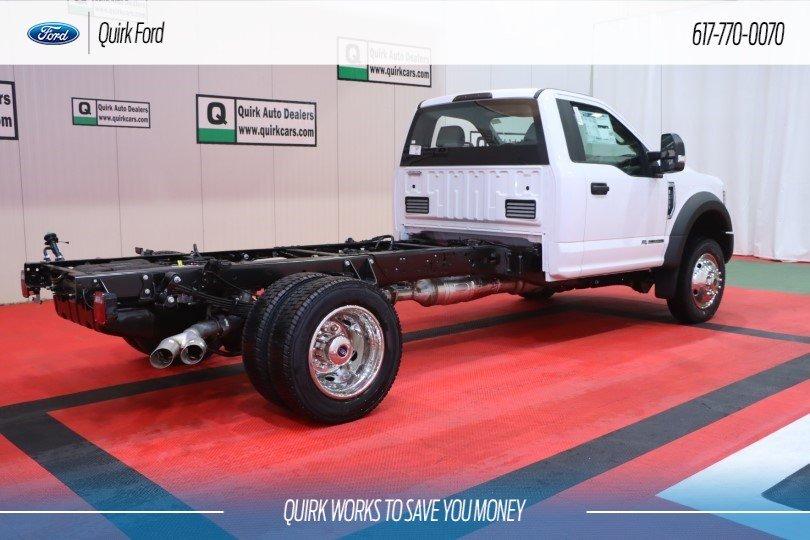 2019 Ford Super Duty F-550 DRW XL #F201745 - photo 1