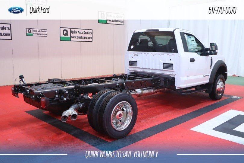 2019 Ford Super Duty F-550 DRW XL #F201864 - photo 1