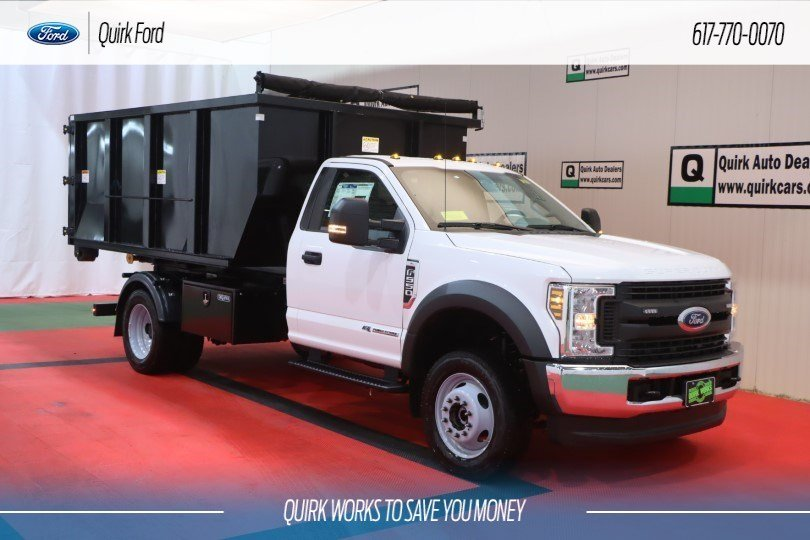 2019 Ford F-550 DRW XL SWITCH N' GO/11' ROLL OFF BOD #F201891 - photo 1