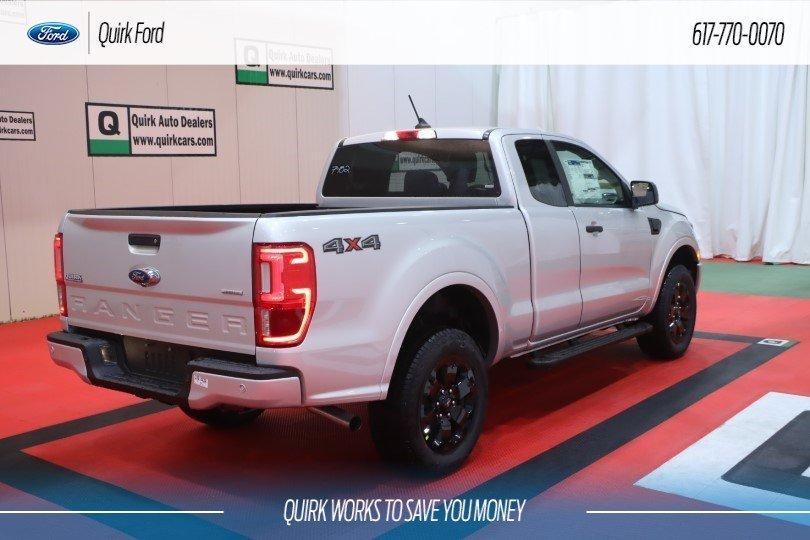 2019 Ford Ranger XLT #F201893 - photo 1