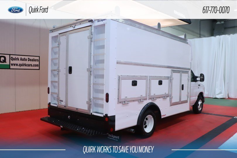 2019 Ford Cutaway E-350 DRW 12' Workport Body #F202039 - photo 1