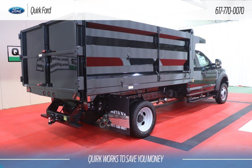2019 Ford F-550 DRW XL RUGBY 12' STANDARD DUTY STAKE #F202040 - photo 1