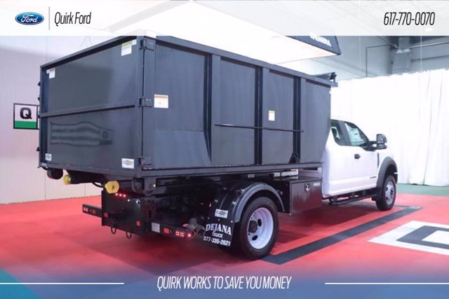 2019 Ford F-550 Super Cab DRW 4x4, Switch N Go Hooklift Body #F202044 - photo 1