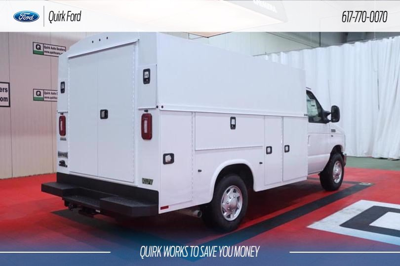 2019 Ford E-350 4x2, Knapheide Service Utility Van #F202119 - photo 1
