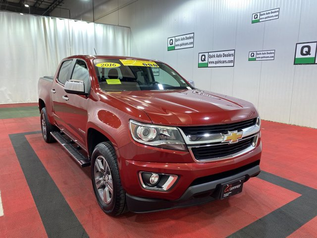 2016 Chevrolet Colorado Crew Cab 4x4, Pickup #F202379A - photo 1
