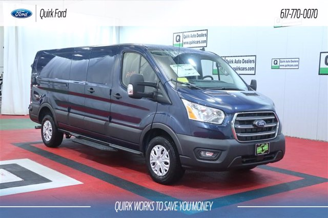 Ford Upfitted Cargo Vans Quincy Ma