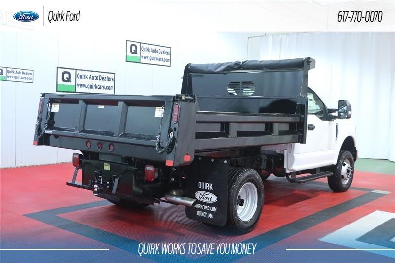 2020 Ford F-350 Regular Cab DRW 4x4, Rugby Dump Body #F202700 - photo 1