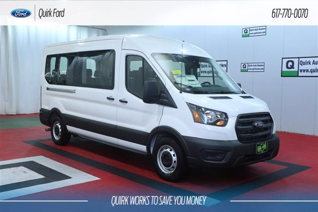 2020 Ford Transit 350 Med Roof 4x2, Passenger Wagon #F202750 - photo 1