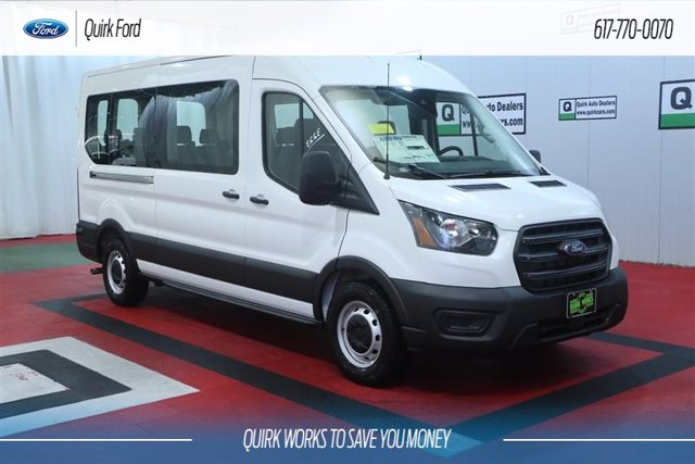 2020 Ford Transit 350 Med Roof 4x2, Passenger Wagon #F202808 - photo 1