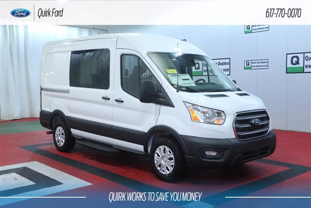 2020 Ford Transit 250 Med Roof 4x2, Crew Van #F202827 - photo 1