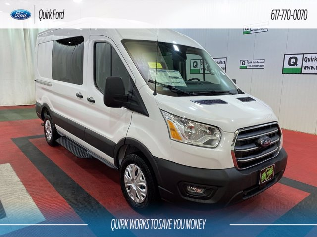 2020 Ford Transit 250 Med Roof 4x2, Empty Cargo Van #F202836 - photo 1