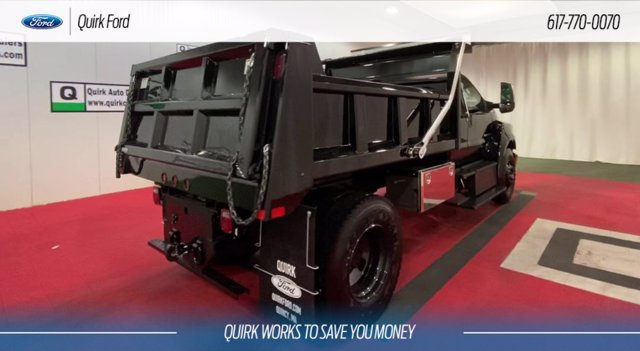 2021 Ford F-650 Super Cab DRW 4x2, Rugby Dump Body #F203116 - photo 1