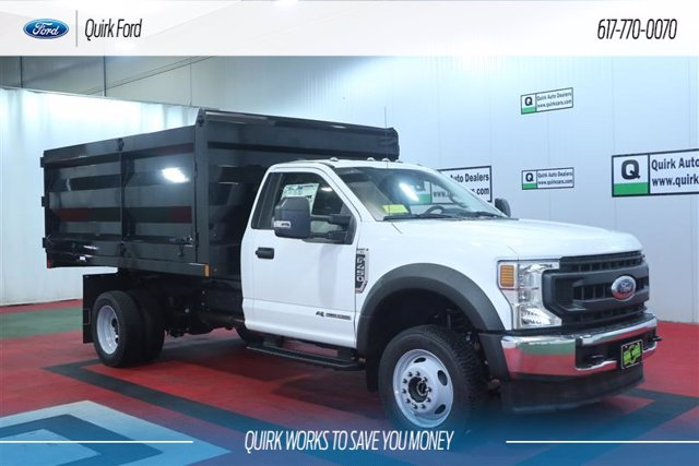 Ford Landscape Dump Trucks Quincy Ma