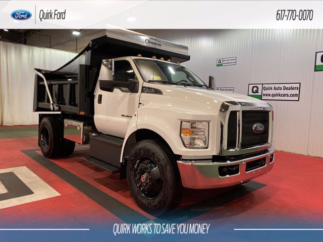 2021 Ford F-650 Regular Cab DRW 4x2, Rugby Dump Body #F203208 - photo 1