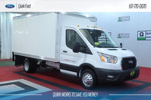 2020 Ford Transit 350 HD DRW RWD, Rockport Cutaway Van #F203333 - photo 1