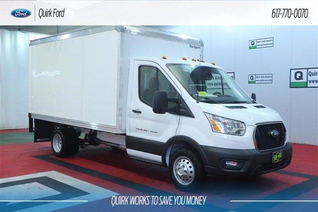 2020 Ford Transit 350 HD DRW 4x2, Rockport Cutaway Van #F203409 - photo 1