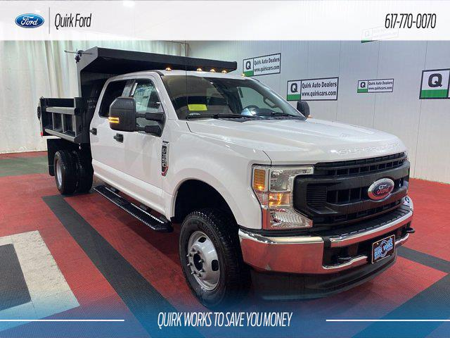 2020 Ford F-350 Crew Cab DRW 4x4, Cab Chassis #F203499 - photo 1