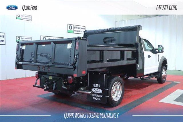 2020 Ford F-550 Regular Cab DRW 4x4, Rugby Dump Body #F203563 - photo 1
