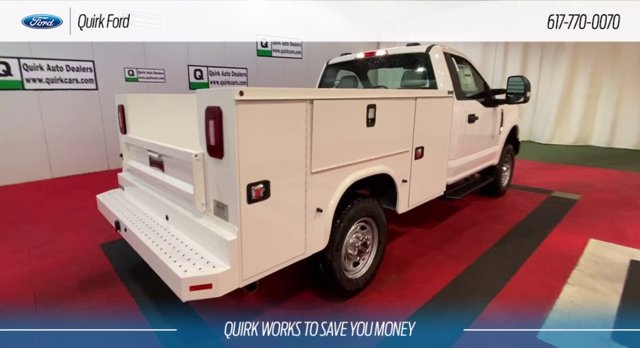2020 Ford F-250 Regular Cab 4x4, Knapheide Service Body #F203630 - photo 1