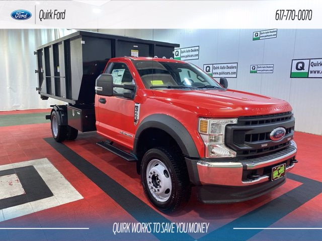 2020 Ford F-550 Regular Cab DRW 4x4, Switch N Go Hooklift Body #F203694 - photo 1