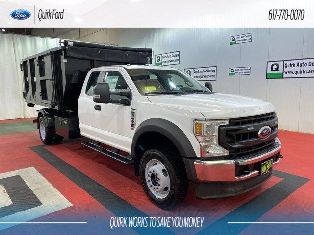 2020 Ford F-550 Super Cab DRW 4x4, Switch N Go Hooklift Body #F203753 - photo 1