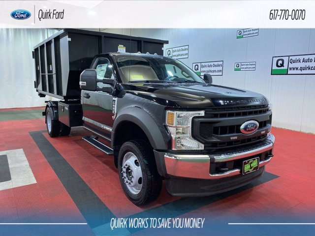 2020 Ford F-550 Regular Cab DRW 4x4, Switch N Go Hooklift Body #F203799 - photo 1
