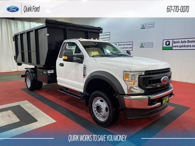 2020 Ford F-550 Regular Cab DRW 4x4, Switch N Go Hooklift Body #F204082 - photo 1
