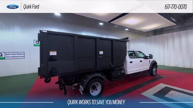 2021 Ford F-550 Crew Cab DRW 4x4, Switch N Go Hooklift Body #F204202 - photo 1