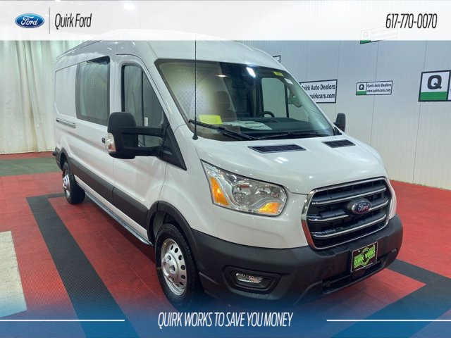 2020 Ford Transit 250 Med Roof AWD, Ranger Design Upfitted Cargo Van #F204205 - photo 1