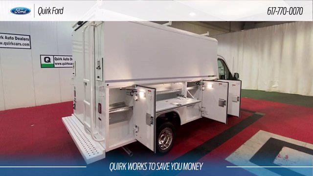 2021 Ford Transit 350 HD 4x2, Reading Service Utility Van #F204658 - photo 1