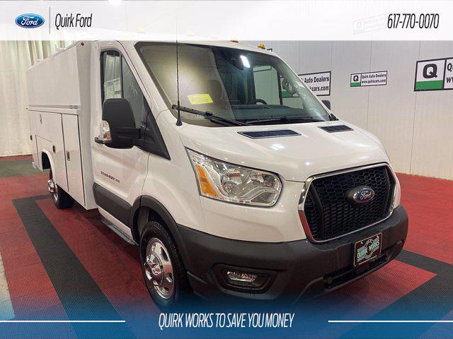 2021 Ford Transit 350 4x2, Cutaway #F204662 - photo 1
