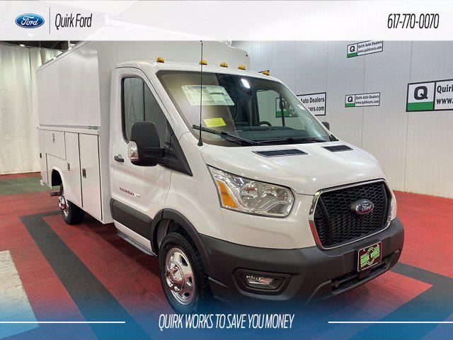 2021 Ford Transit 350 4x2, Reading Service Utility Van #F204664 - photo 1