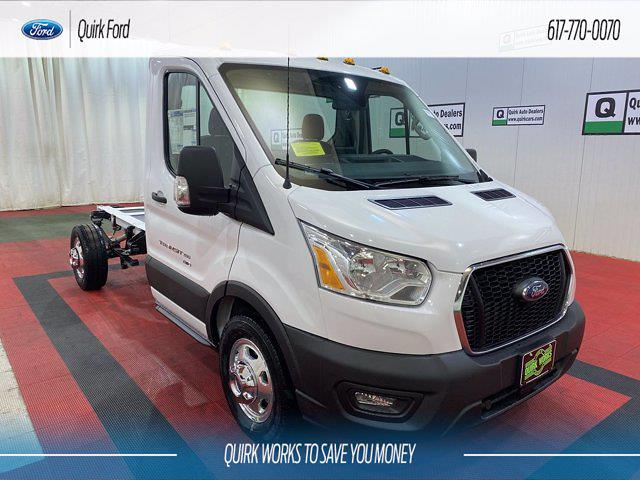 2021 Ford Transit 350 AWD, Cutaway #F204669 - photo 1